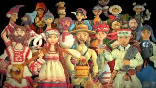 Мы живем в России - Народы России (Видеоэнциклопедия нашей страны)