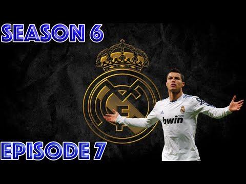 FIFA 17 Manager Career Real Madrid Season 6 Episode 7 SPAIN NATIONAL TEAM