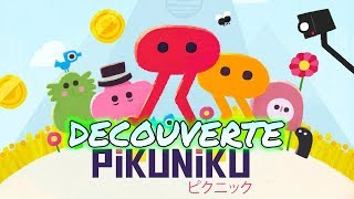 DECOUVERTE - PIKUNIKU