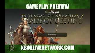 Realms of Arkania: Blade of Destiny Gameplay on Xbox One With Elemental Yoshi