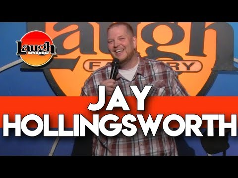 Jay Hollingsworth | Political Correctness | Laugh Factory Stand Up Comedy