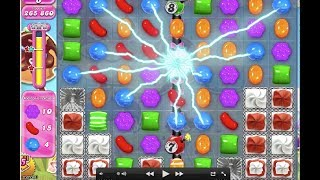Candy Crush Level 555 Must See With Tips! - No Booster Nice Break!