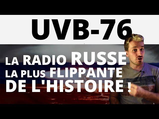 UVB-76 : La radio Russe la plus flippante de l'histoire !