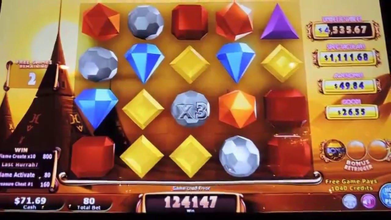 Bejeweled Slot Machine