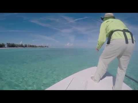 Bonefish Bonanza At Joulter Cays, North Andros, Bahamas - Fly Fishing