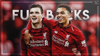 Alexander-Arnold & Robertson 2019/20 ● BEST FULLBACKS - Assists & Goals | HD