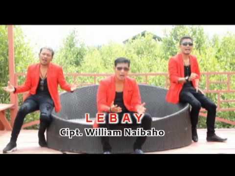 Nabasa Trio - LEBAY ( Official Musik & Video )