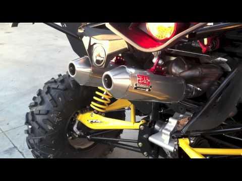 VIDEO: Can Am Maverick Exhaust Upgrade