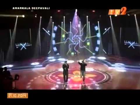 Havoc Brothers Live @ 2014 Amarkala Diwali TV2