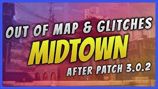 A few ways to glitch outside the Destiny 2 crucible map Midtown.