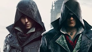 Assassin's Creed Syndicate all cutscenes HD GAME