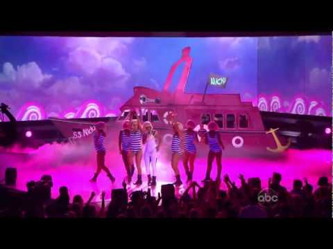 Britney Spears Till The World Ends Feat Nicki Minaj Live Billboard Music Awards 2011 Youtube