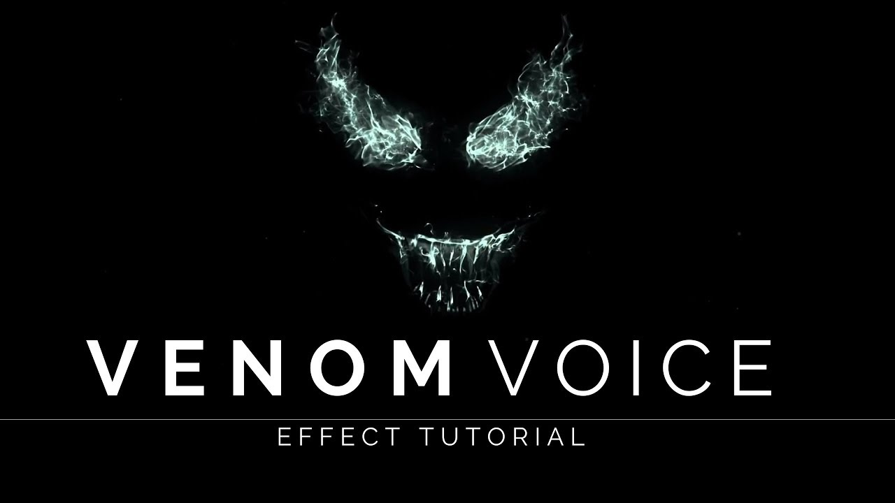 HOT TO MAKE VENOM VOICE EFFECT TUTORIAL [PRESET DOWNLOAD] - SYNTHESIZE  SUNDAY 088