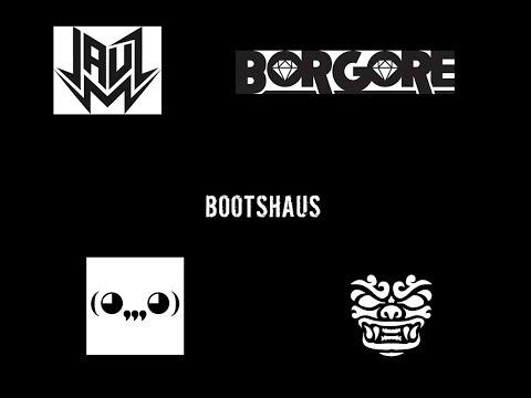 Jauz b2b Borgore, Ghastly, Cesqeaux drops only @ Boothaus Cologne 2017