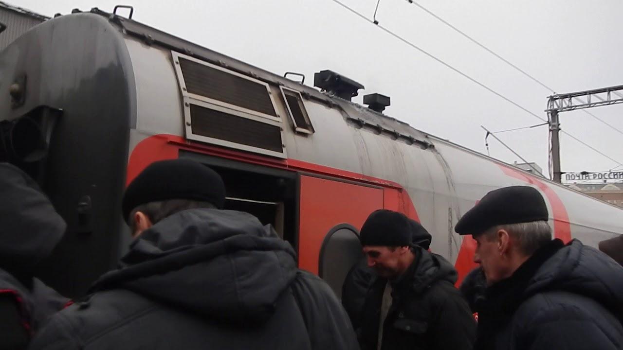 Москва | Казанский вокзал - YouTube