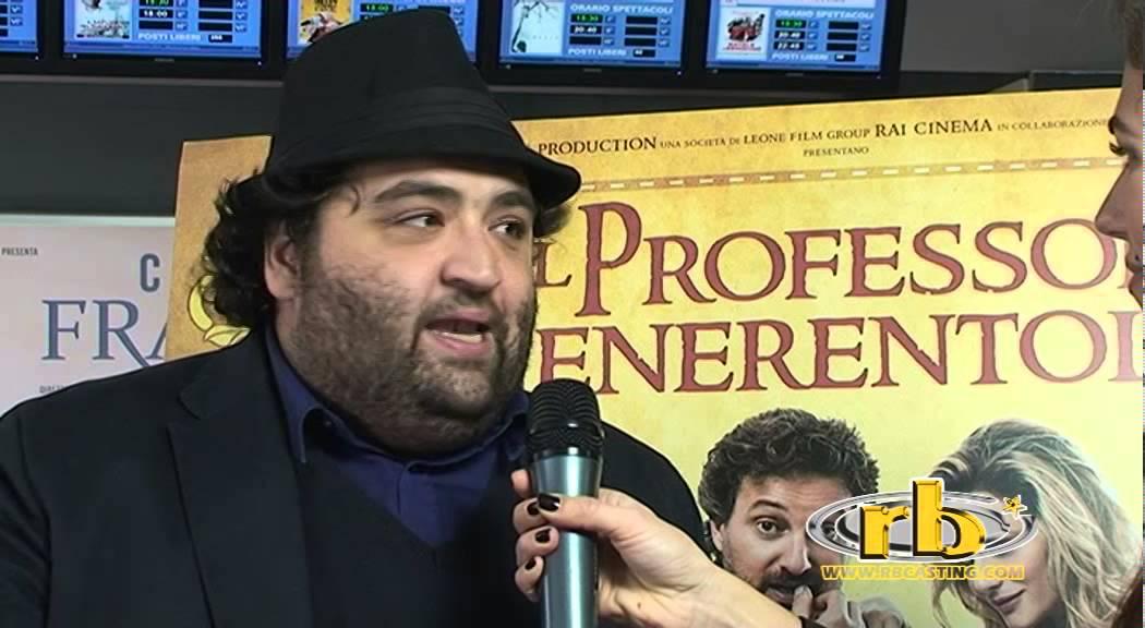 Nicola Nocella Intervista Il Professor Cenerentolo Rb