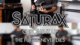 The Future Never Dies (Scorpions) - Guitar Cover