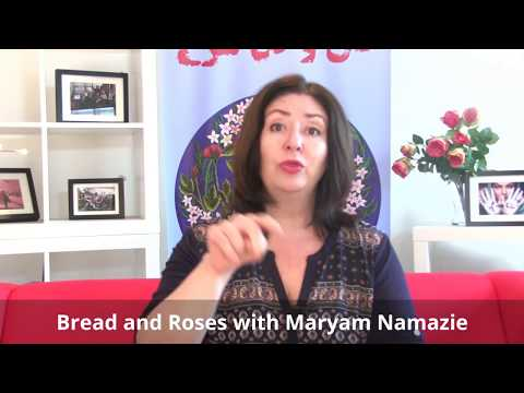The Tsunami of #IslamsNonBelievers #NotAlone, Bread and Roses TV