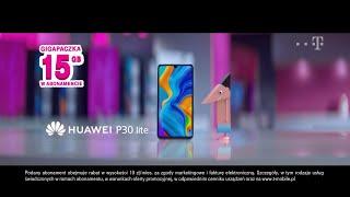 Śmieszne ceny w wyprzedaży T-Mobile! Tylko teraz Huawei P30 lite już za złotówkę.
