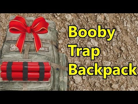Arma 3  Booby Trap Backpack - YouTube 496bc116c7233