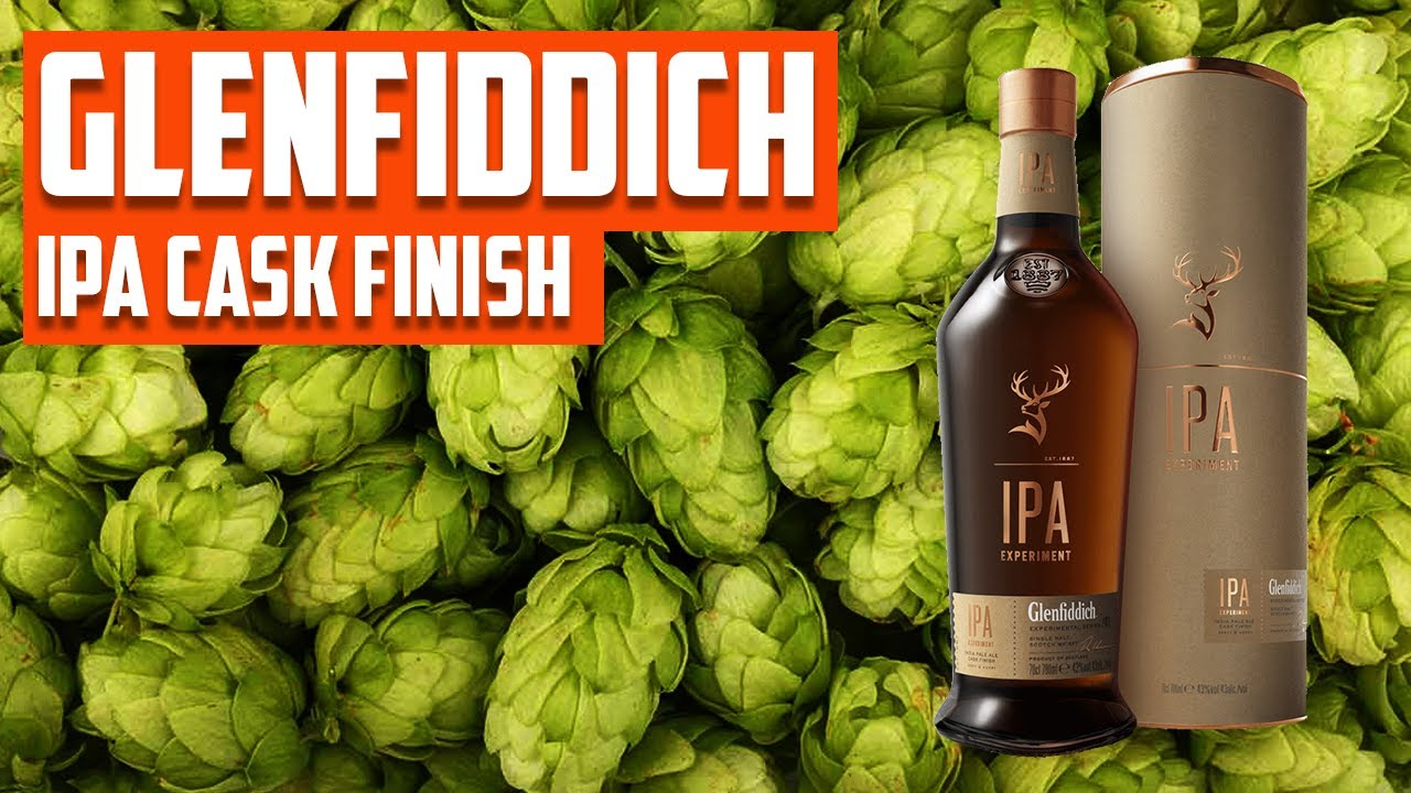 Glenfiddich IPA Cask Finish | The Whiskey Dictionary