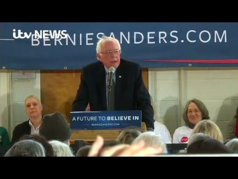 Bernie Sanders: US on the verge of 'great political upset'