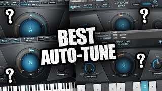 The BEST Auto-Tune for VOCALS (All New Plug-ins)