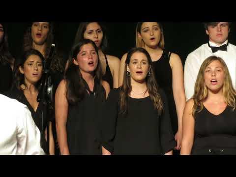 Lynbrook High School Concert Choir - GREEN DAY SALUTE - May 23 2018 -