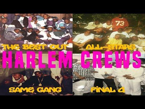 Harlem History: Crews