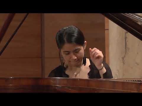 Sijia Ma – J.S. Bach, Prelude and Fugue in E major, BWV 854 (First stage)