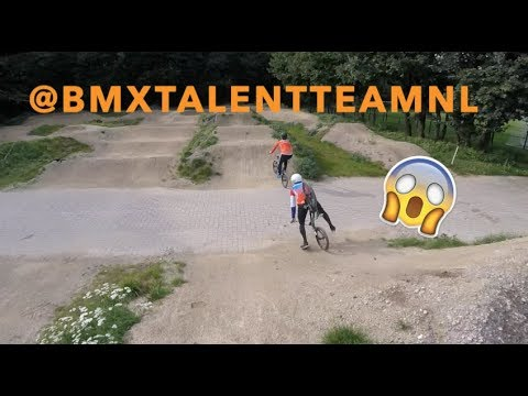 #13 Papendal afternoon with BMXTalentTeamNL