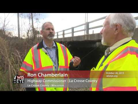 Newsmakers: The Bridges & Highways of La Crosse County