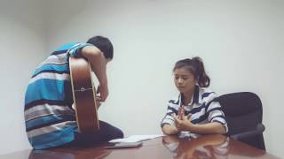 [Guitar Cover] Xuân Không Màu