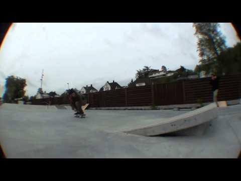 Fredrik Tangerud - 10 Tricks