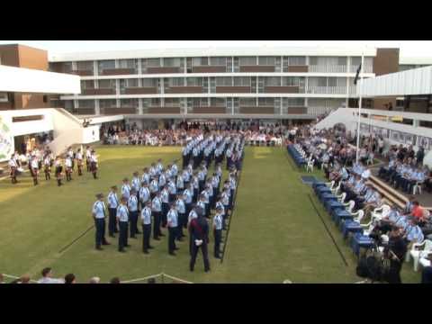 Queensland Police Academy Induction Parade - September 19, 2013