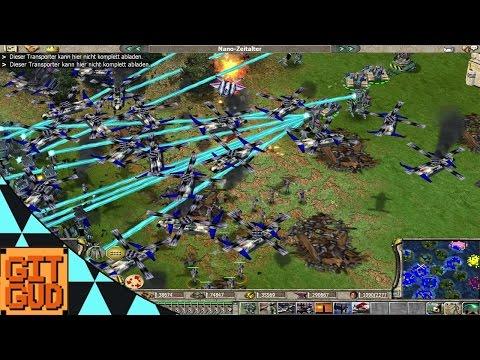 GitGud plays Empire Earth Hard #001 8 Player FFA