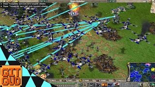 GitGud plays Empire Earth Hard #001 8 Player FFA