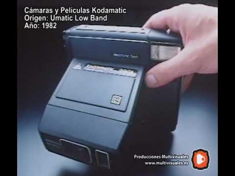 Kodamatic (Publicidad 1982)