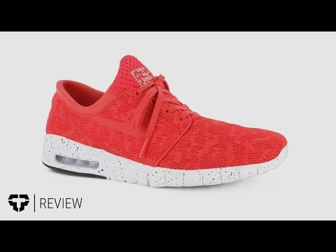 Nike SB Stefan Janoski Max Shoe Review - Tactics.com