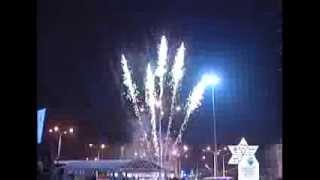 Paralympic Torch Relay (Day 2) - Krasnoyarsk, Gorno-Altaysk, Sayanogorsk, Omsk, Ulan-Ude