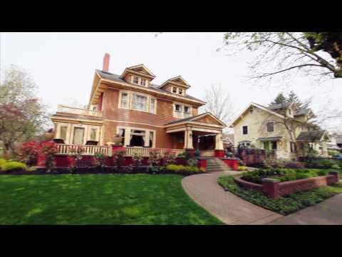 Stunning Historic Craftsman home in NE Portland ~ Video of 2711 NE 23rd