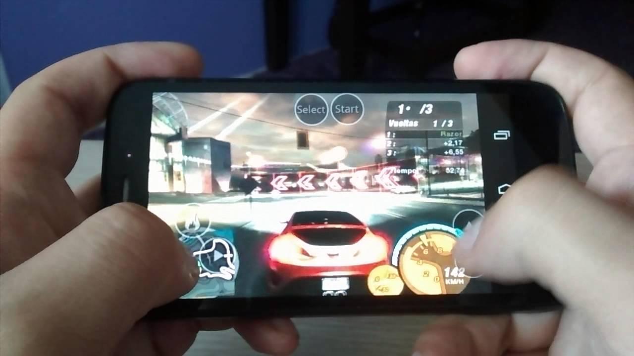 NFSU2 Android MotoG