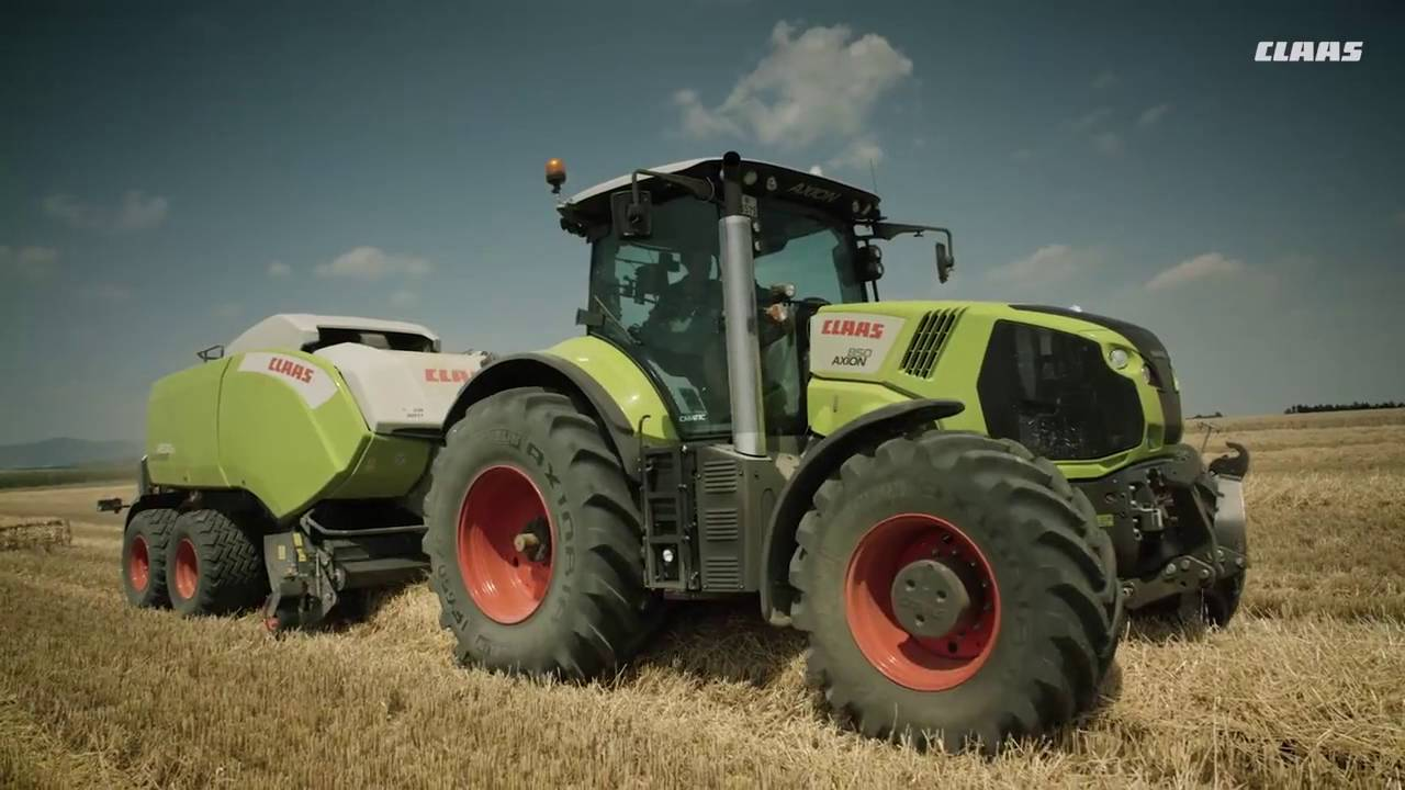 Download CLAAS Highlights 2016.