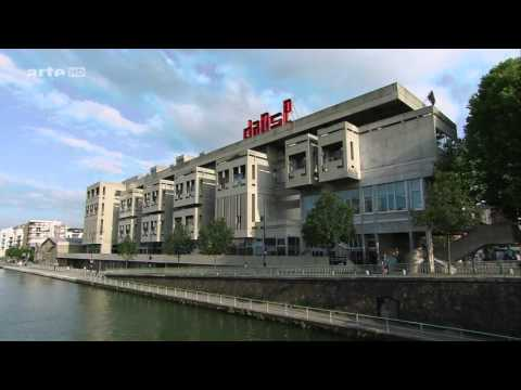 architectures  le centre nacional de la danse