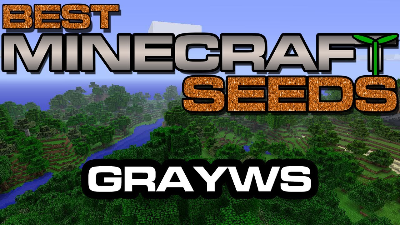 how to get seeds in minecraft xbox 360 edition