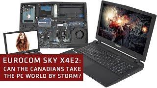 Eurocom SKY X4E2 Laptop Review – Desktop i7 7700k, GTX 1070