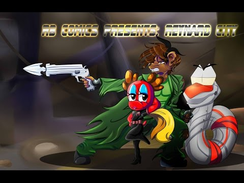 The Stupid Web-Comic Review: Reynard City (PATREON/COMMISSION Review)