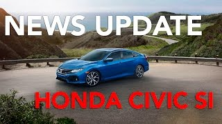 2017 Honda Civic Si, 2018 Subaru Outback and the new Buick Regal: Weekly News Roundup