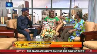 Ever Humourous Yinka Davies Talks About Nigeria, Growing Up, Career Pt.2 |Sunrise|