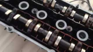 How to remove M54 M52tu M56 double Vanos cylinder head without taking out camshafts E46 E39 X5
